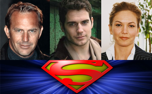 "Els Kent a ""Superman, man of steel"""